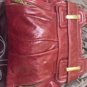 Kooba Bags - Red Kooba purse. In great shape. Non smoking home.
